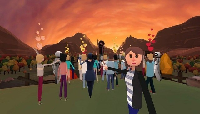 微软收购社交公司Altspace VR发力VR