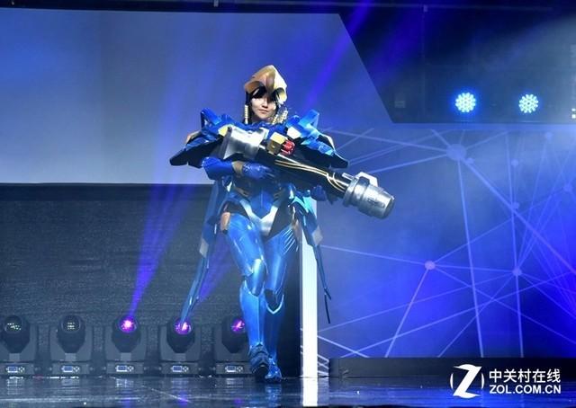 影驰&NVIDIA嘉年华cosplay集锦 太精彩!