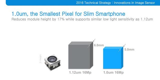 三星S7配新一代传感器技术 镜头不再凸起