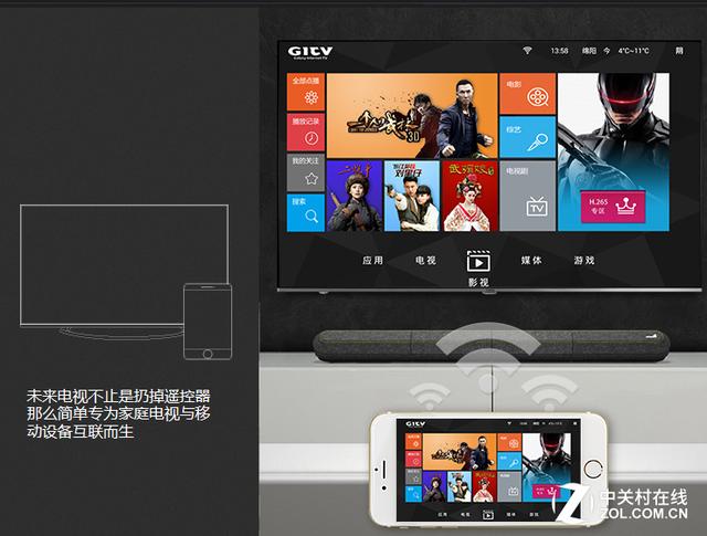 长虹55q2f智能电视