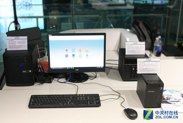杰和发布新一代NAS,聚集企业级数据存储