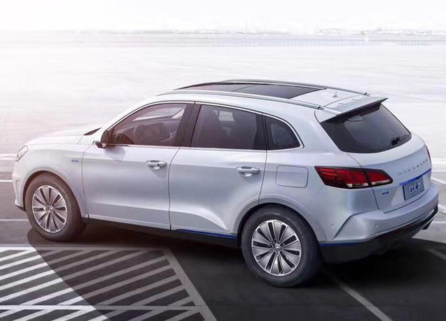 宝沃德国工厂将投产 BXi7为首款电动车型