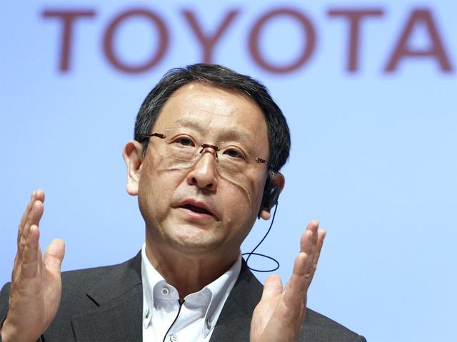 丰田或以并购 加大自动驾驶等技术开发