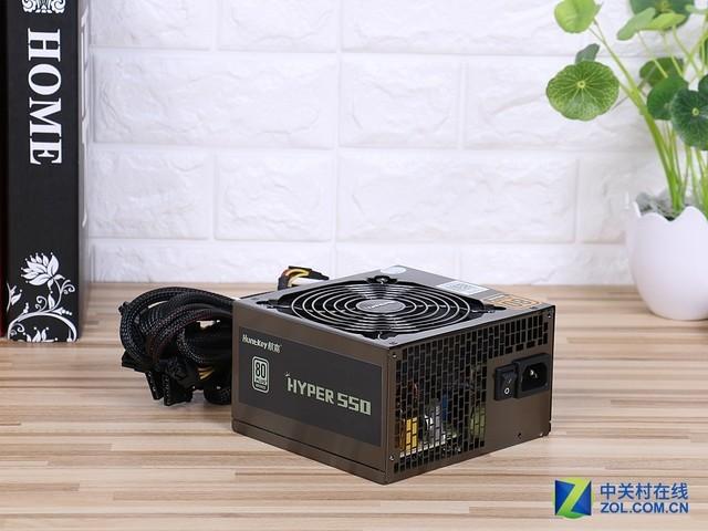 铜牌大气范儿 航嘉HYPER 550电源评测