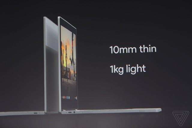 谷歌发布新电脑Pixelbook 四合一设计