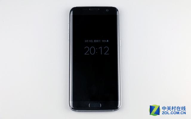 双曲面屏新巅峰 三星Galaxy S7 edge评测