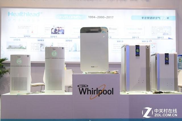 康弘环保技术公司携多款产品亮相上海世环会
