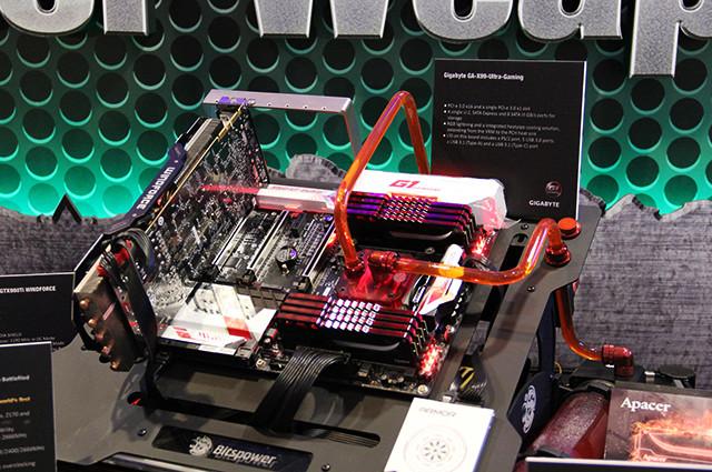 极致竞技体验 宇瞻电脑展电竞解决方案