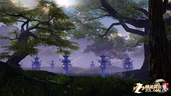 《仙侠世界2》首次测试 今日14:00开启