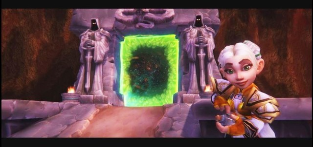 争霸艾泽拉斯!暴雪宣布《魔兽世界》怀旧服