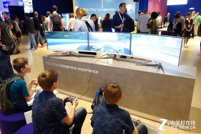飞利浦携多款液晶显示器 点亮IFA电子展
