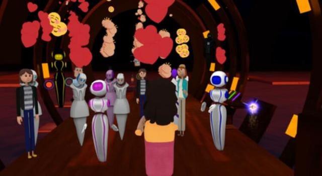 全球首场VR婚礼诞生!费用仅为1万7千元