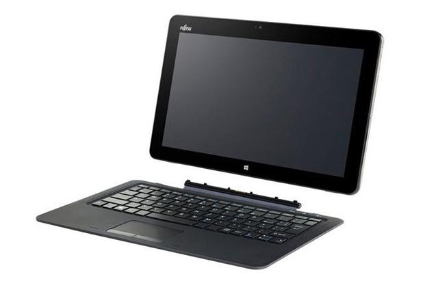 富士通12.5英寸平板 iPad Pro有力竞争者