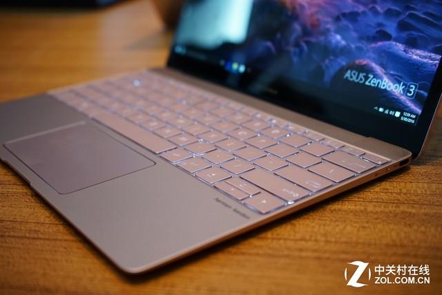 全面进化!华硕ZenBook 3台北现场解析