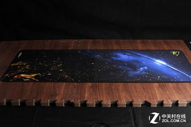 镭拓鼠标垫星球版桌垫