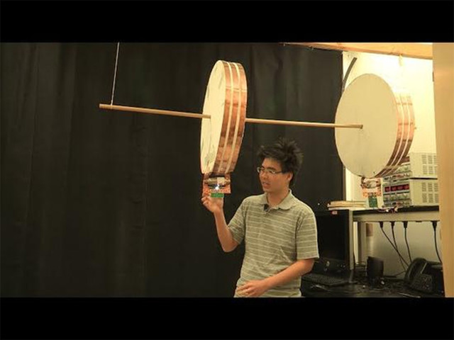 1米之内!新的无线传输系统能高效输电