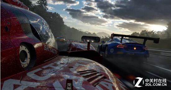 《极限竞速7》PC配置公布 推荐GTX 670