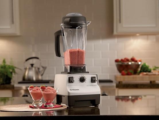 过年送美国Vitamix 料理机 父母健康一整年