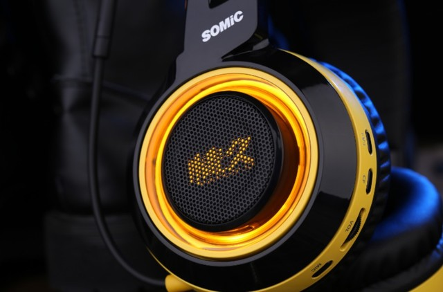 情久永恒,无坚不摧 硕美科G951游戏耳机上市