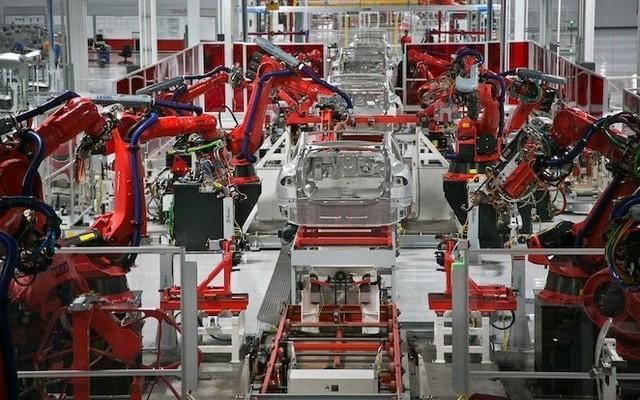 提高Model 3产量 特斯拉收自动化机造商