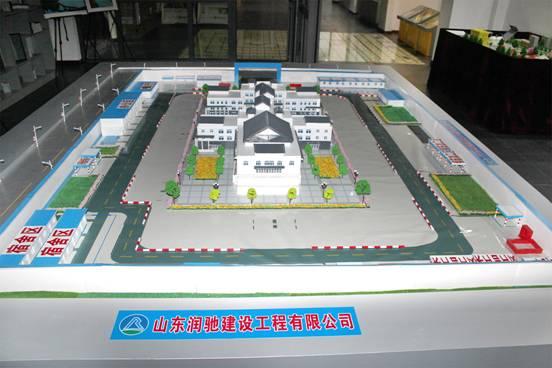 碉堡!3d打印机轻松打印大型工厂沙盘