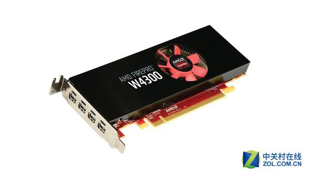 广州 AMD Firepro w4300显卡报2199元