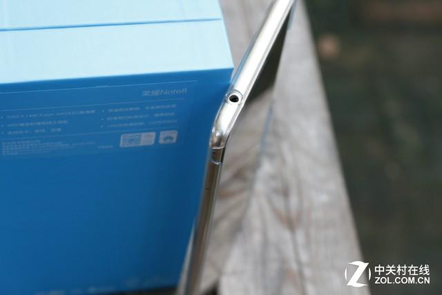 安卓平板的最佳替代品 荣耀NOTE 8评测
