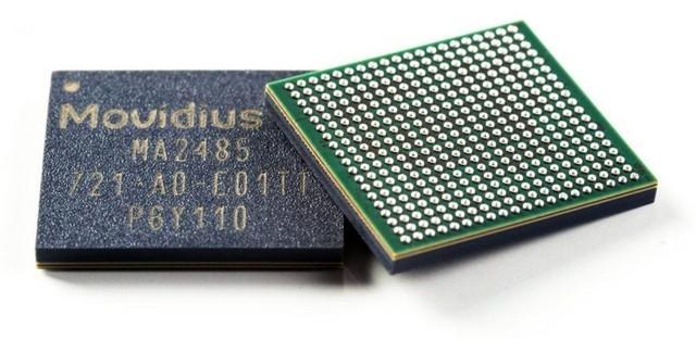 英特尔推视觉处理芯片 用于无人机和AI设备