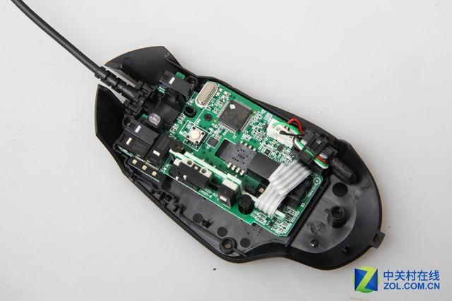 鼠标电路设计简洁可靠