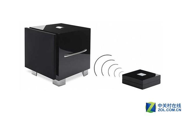 英国REL推出可无线传输S/2超低音音箱