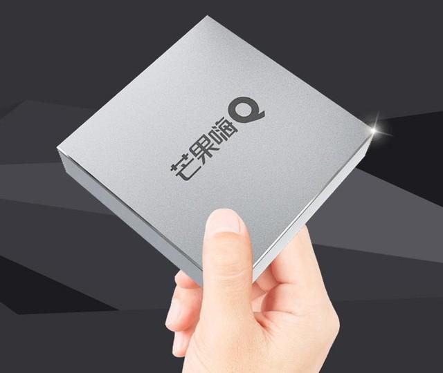 真4K超高清 芒果嗨QH6电视盒京东288元