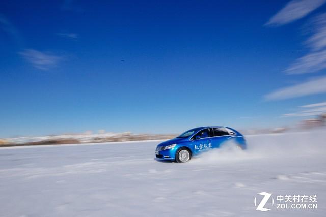 抗旱、耐冻还有啥?腾势400冰雪体验