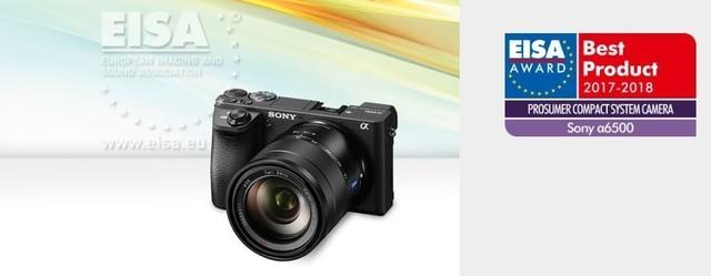 索尼全画幅微单旗舰A9获EISA年度相机大奖