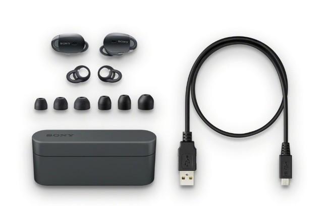 超静音 索尼将发布WF-1000X无线降噪耳机