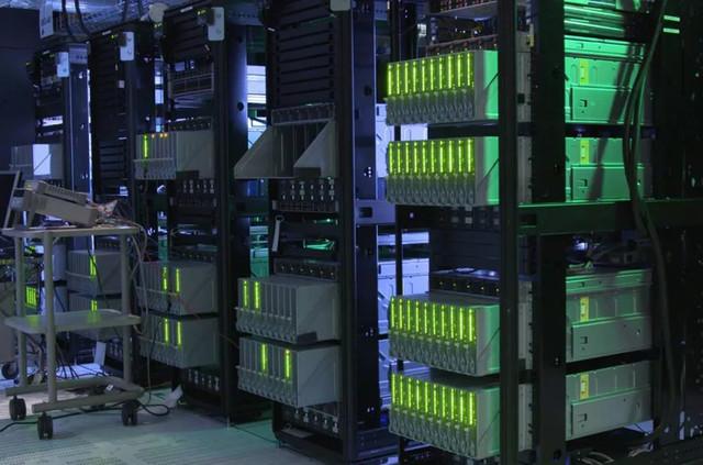 砸2.58亿美元 美国打造新一代超级计算机