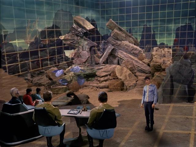 """《星际迷航》""""全息甲板""""将借VR成为现实"""
