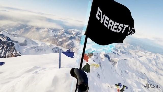 《珠穆朗玛峰VR》现已支持索尼PSVR