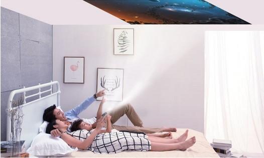 神画大威触控投影,让生活多一种浪漫方式