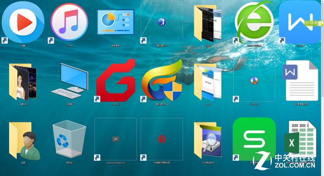 处女座福音 整理Windows10桌面新玩法