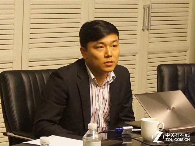 华硕产品总监张强:依靠创新提升竞争力