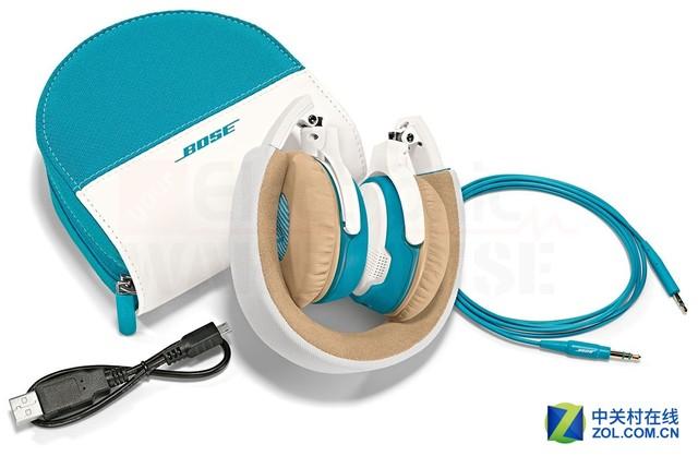 音质细腻均衡 BOSE Soundlink蓝牙耳机