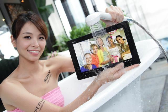日系手机为啥都有防水性?照顾女性用户
