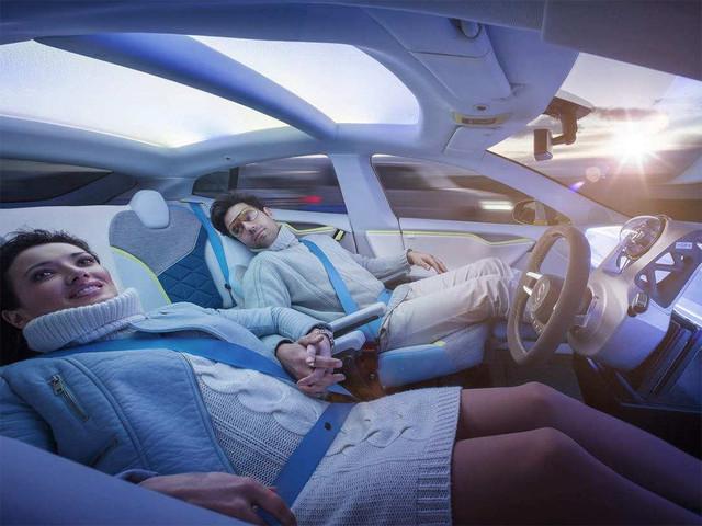 中国无人驾驶汽车量产 将在2025年实现