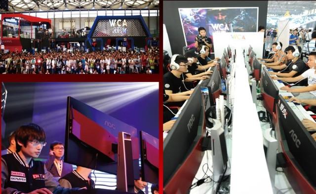 AOC成为京东泛娱乐产业联盟合作伙伴