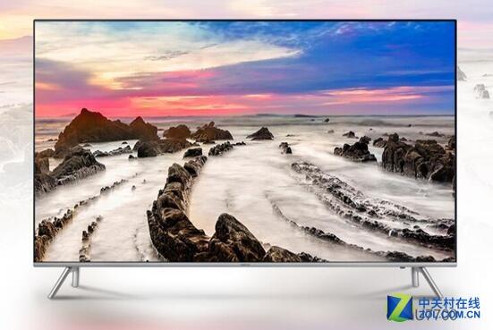 超高清65寸电视 上海三星65MU7700促销