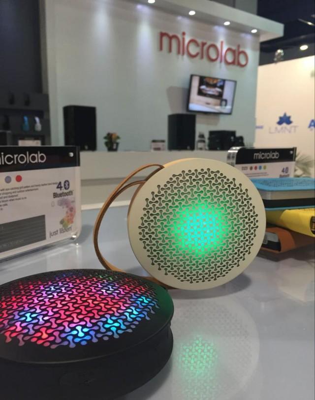 创新设计 麦博CES2016展台直击
