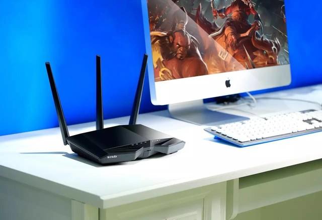 用腾达千兆路由AC18,畅享高速wifi智能生活