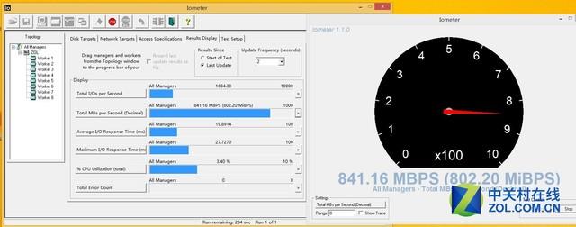 每秒1.7G 技嘉主板Intel原生USB3.1实测