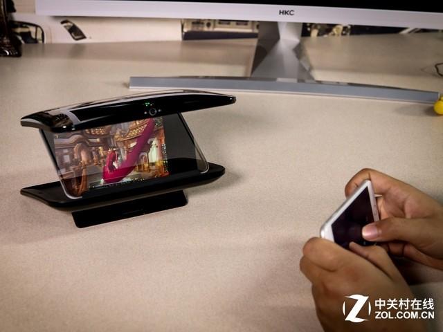 3D Box 裸眼3D产品将成苹果标准配件