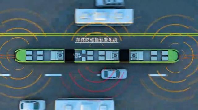 公交车将被取消 明年智能无轨电车到来了